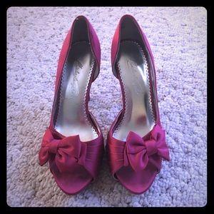 Michaelangelo Maribelle heels size 7 shoe